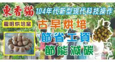 東香貓~傳統龍眼焙灶創新 節能減碳省人力~